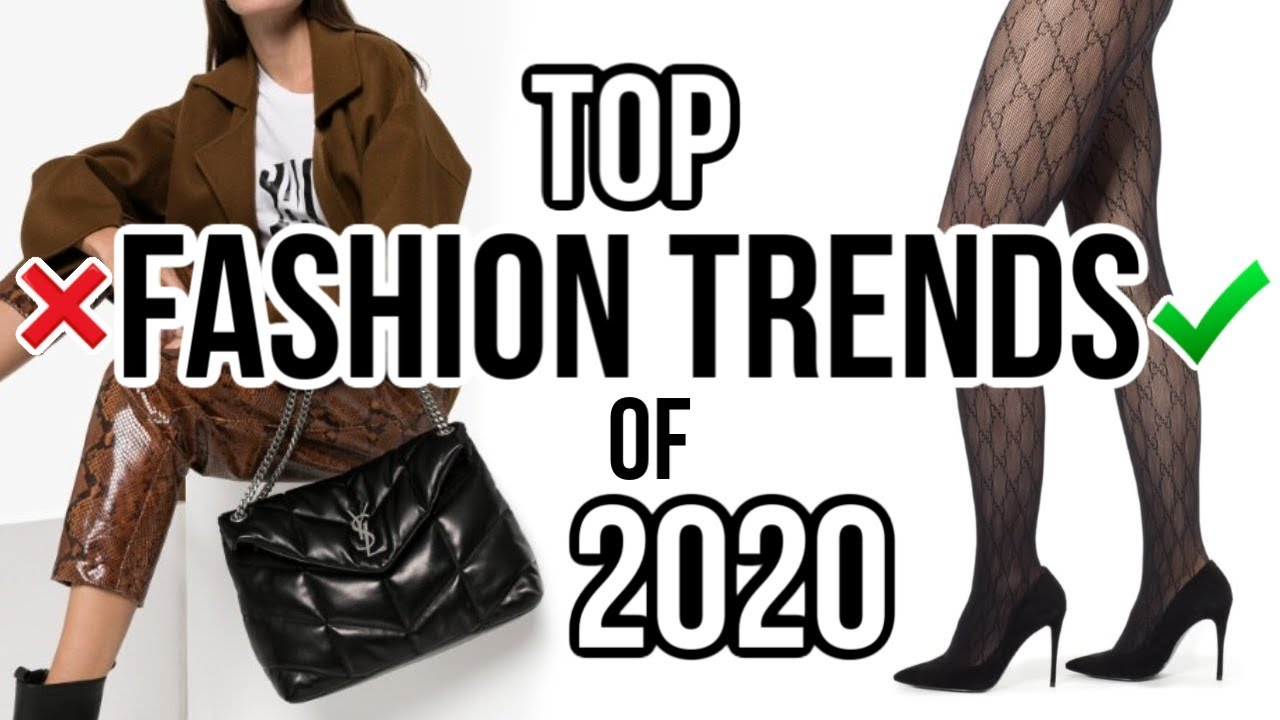 Fashon trends of 2020 || trends of new designs for  wearing of clothes