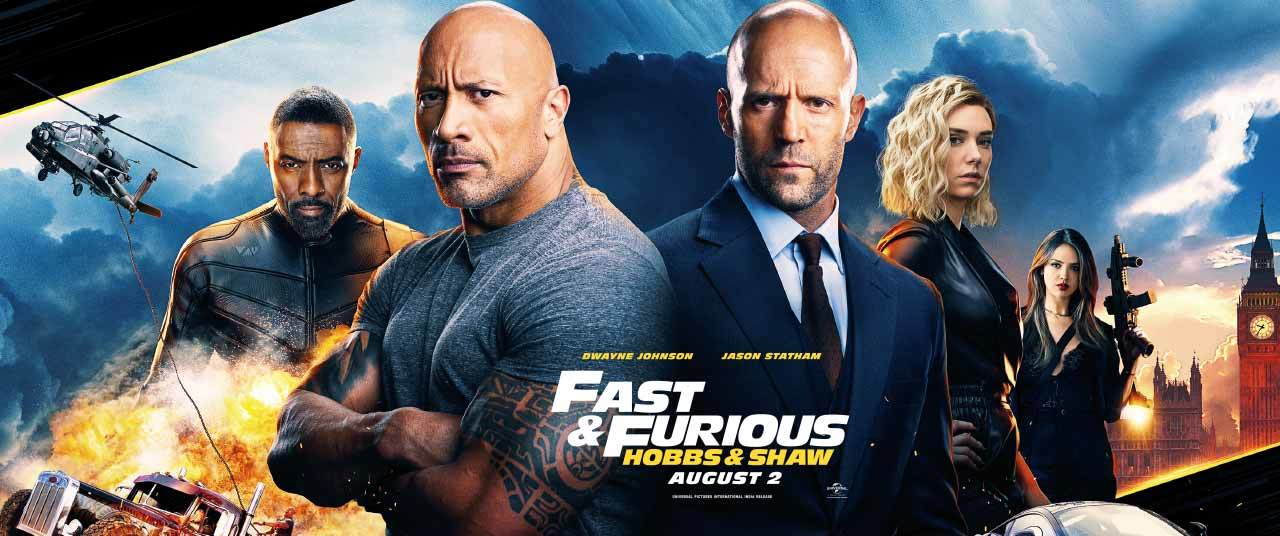 Fast and Furious Presents: Hobbs and Shaw review: A ridiculous actioner