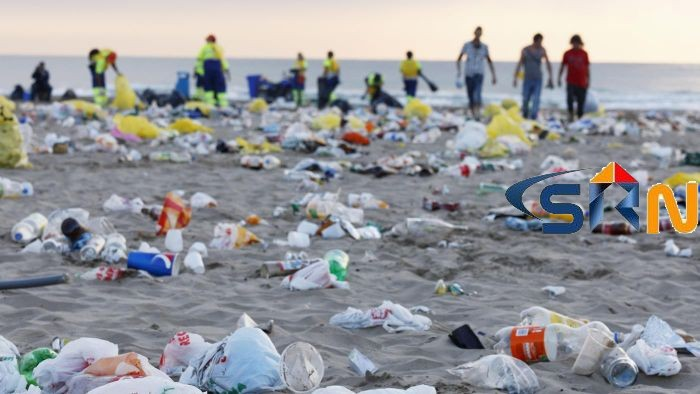 Plastic Waste Dangerous to the World