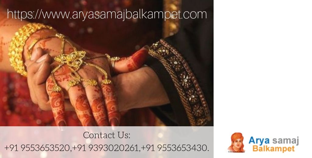 Arya Samaj Marriages And Wedding Services In Jubilee Hills Hyderabad