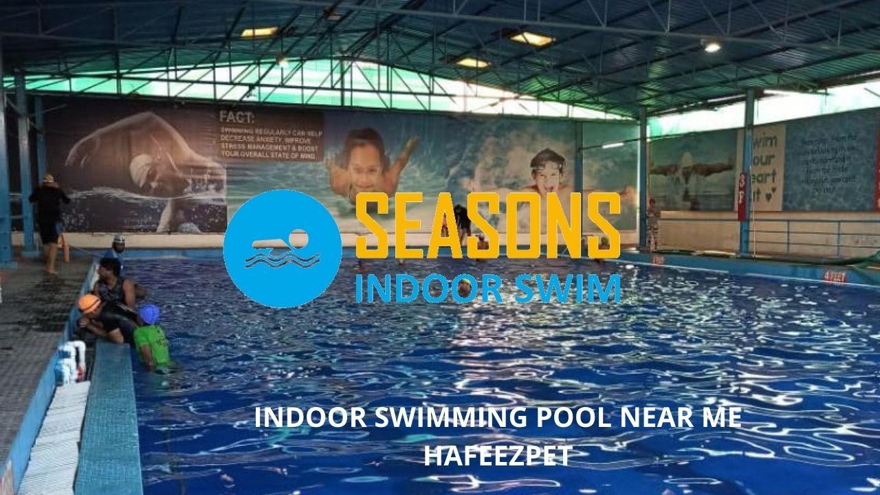 indoor swimming pool near me hafeezpet Hyderabad