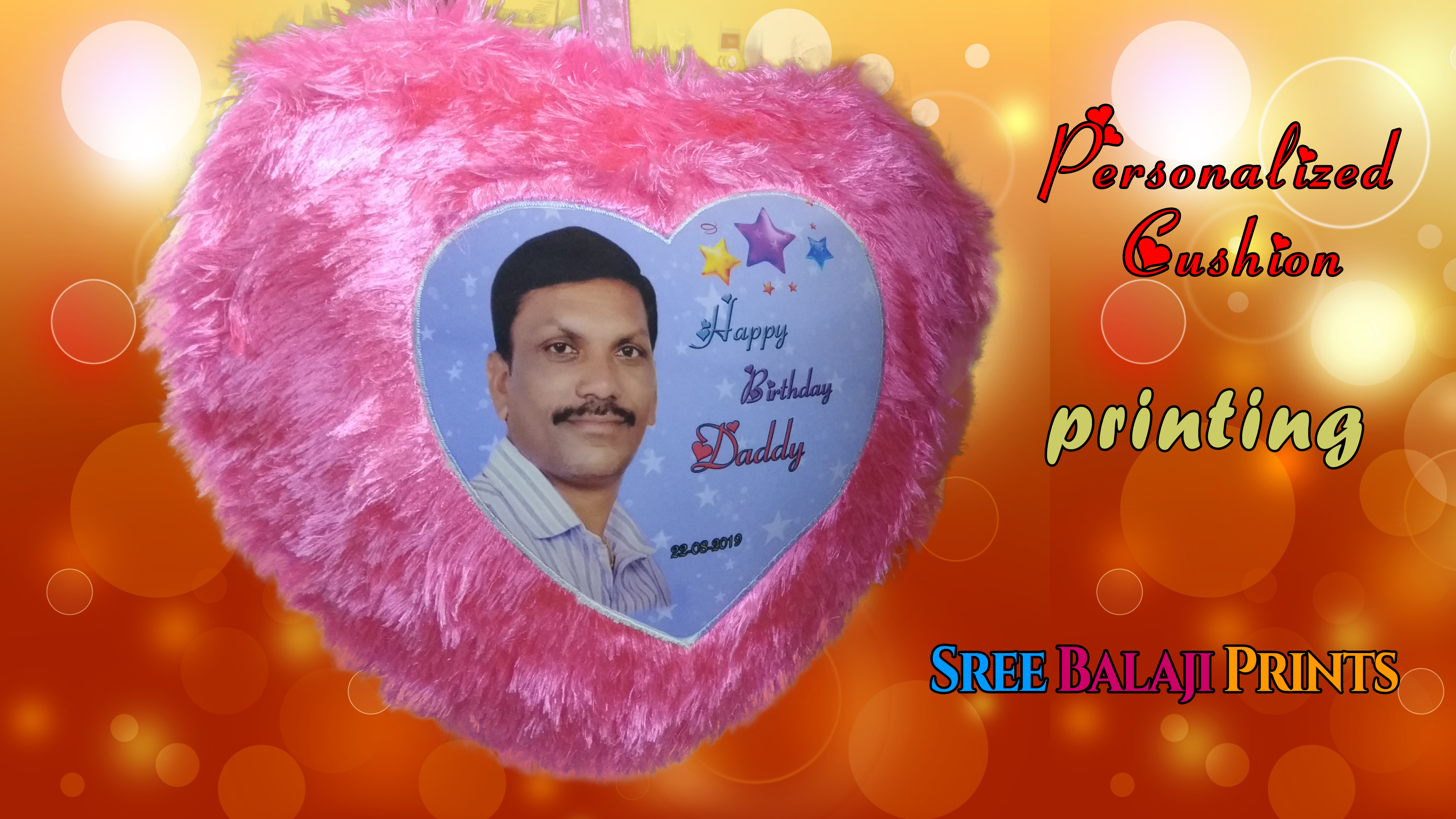 magic and photo pillow printing in beeramguda hyderabad