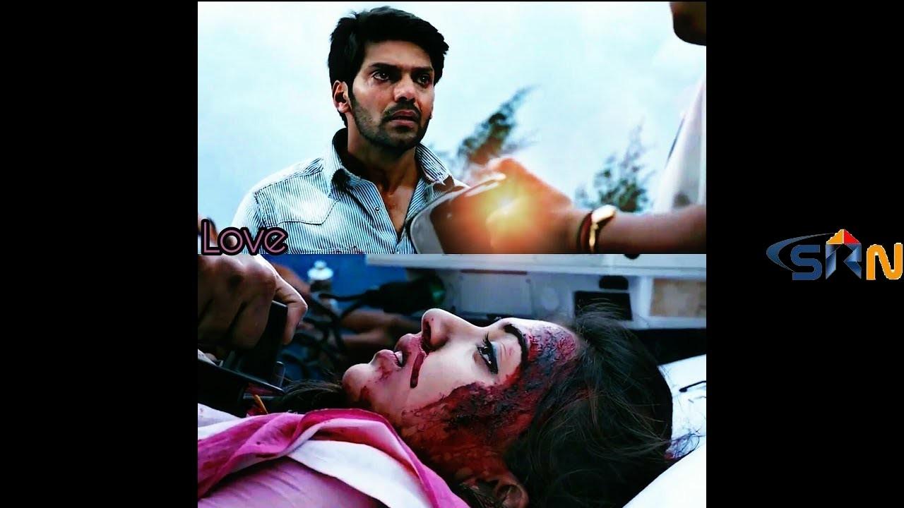 Raja Rani Movie heart touching Accident Scene