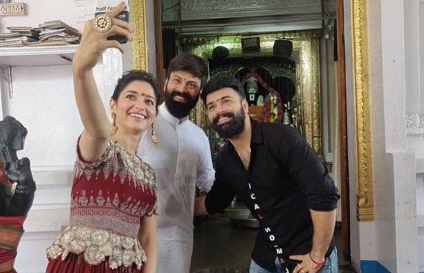 Tamannah Bhatia rejects Raju Gari Gadhi 3 Movie