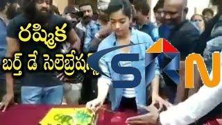 Rahmika mandana Birthday Celebrations