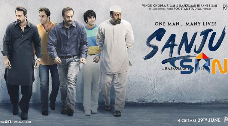 Sanju  Official Trailer Ranbir Kapoor and Rajkumar Hirani  Releasing on 29th June