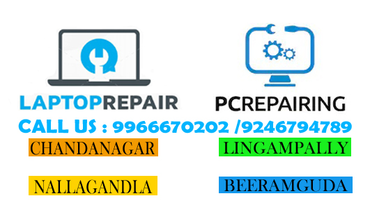 Computer and Laptop Repair Service Nallagandla Hyderabad