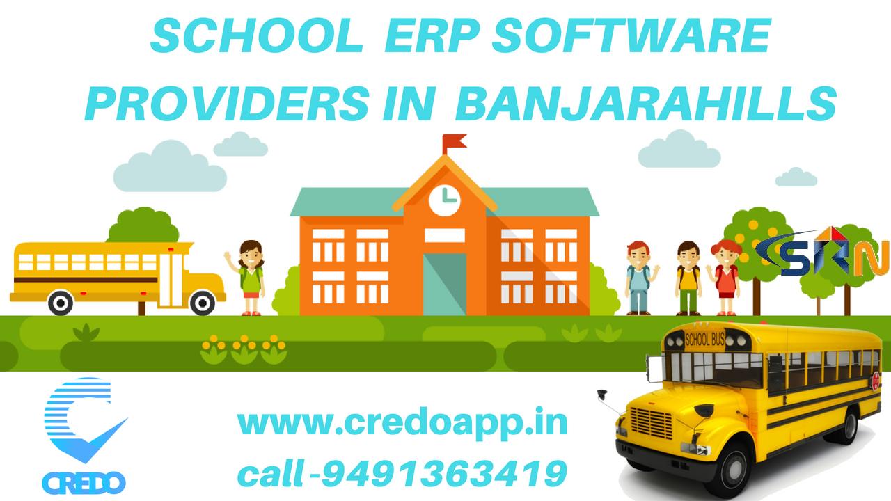 School ERP Software Providers in Banjara Hills