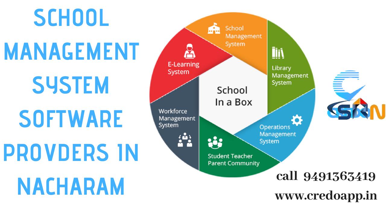 School Management Software System Providers in Nacharam Hyderabad