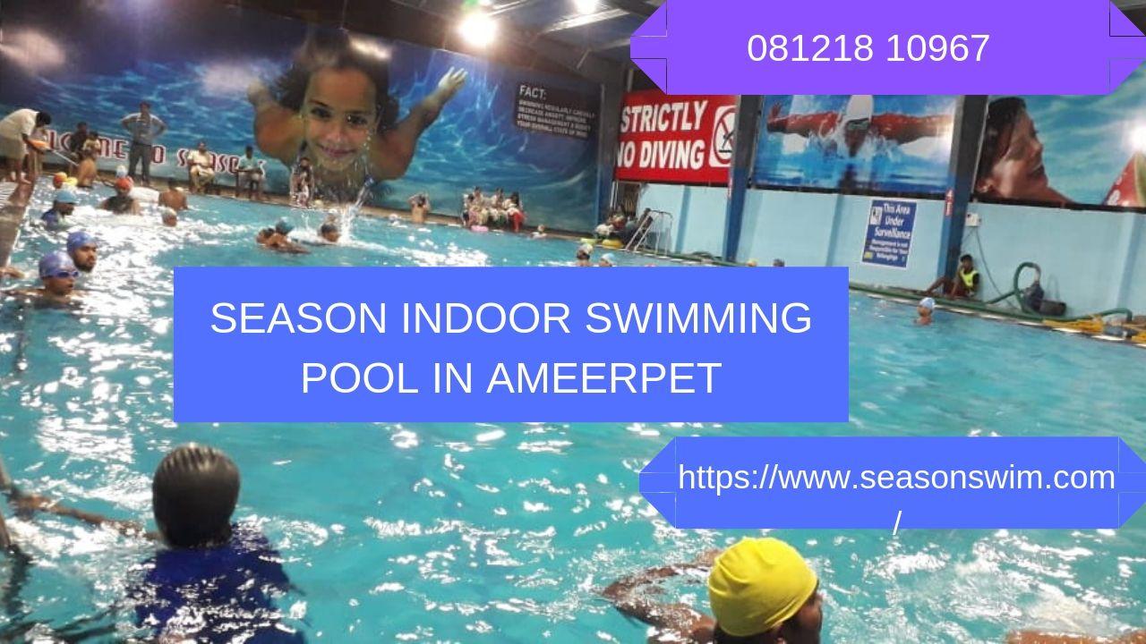 Best indoor swimming Pool Near By Ameerpet