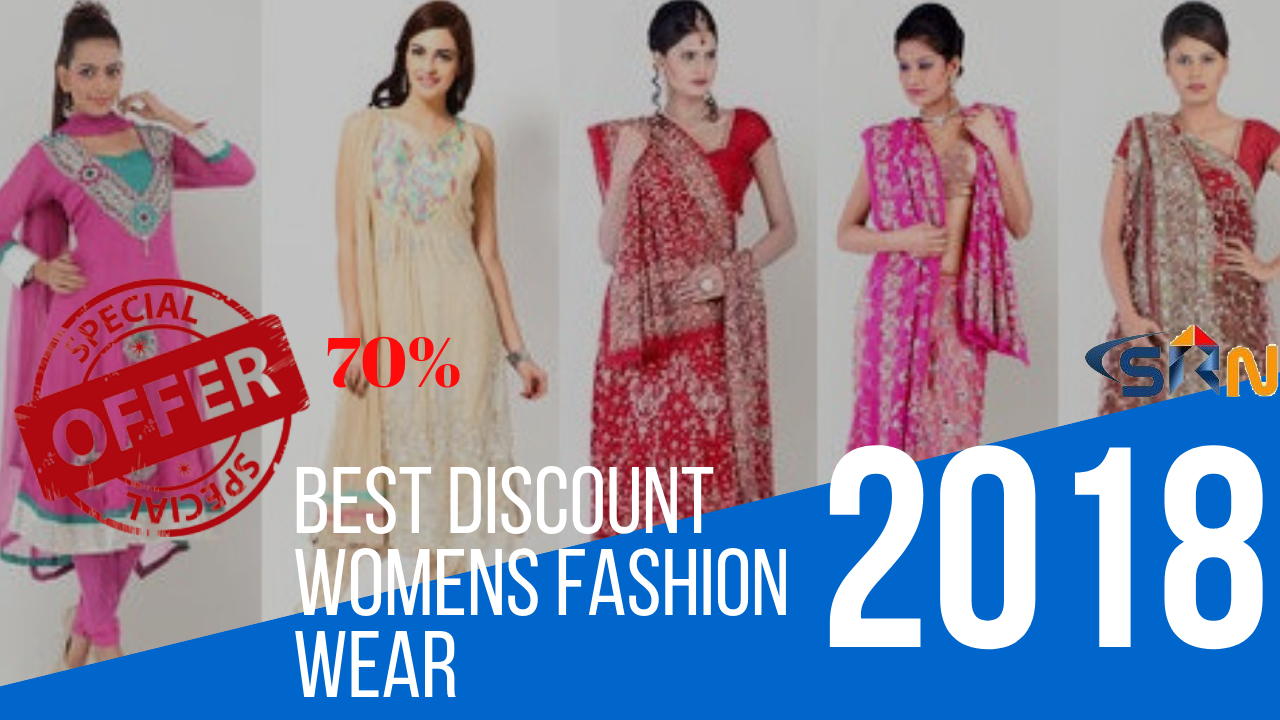 best discount womens fashion wear 2018