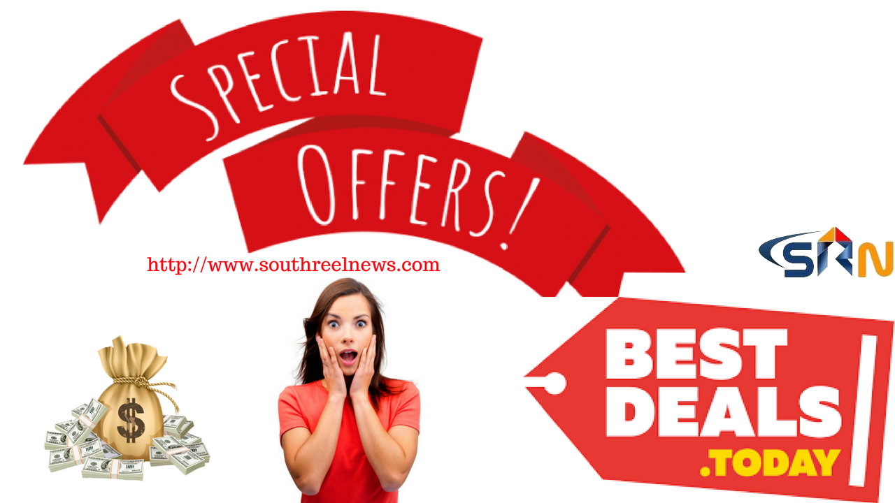 special offer deal of the day 2018