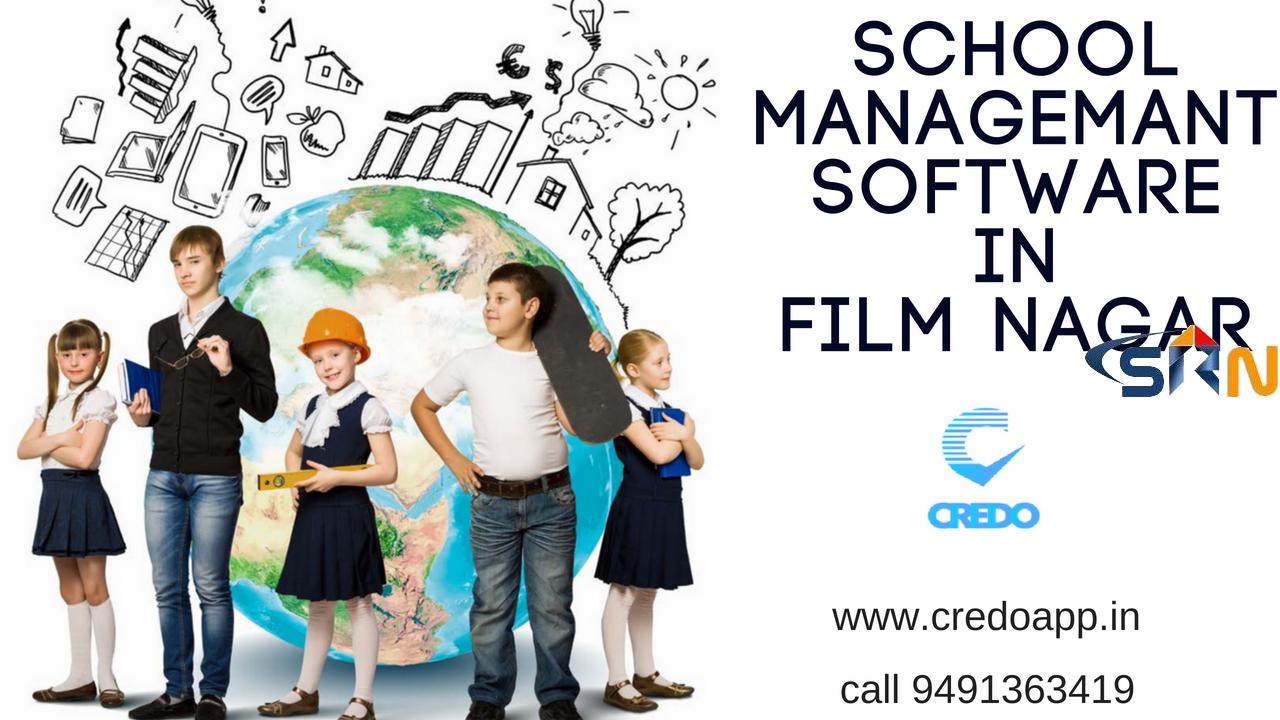 school management system software providers in Film Nagar Hyderabad
