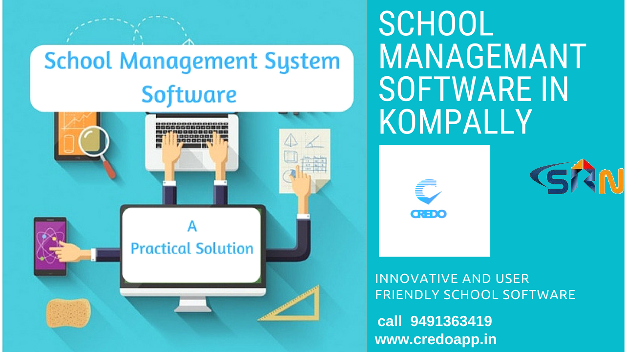 school management software system providers in Kompally Hyderabad
